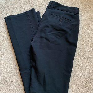Express Columnist Black Dress Pants